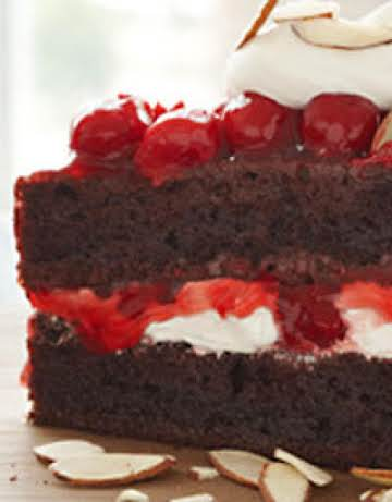 Chocolate Cherry Torte