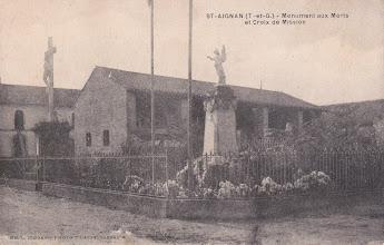 Photo: 82 - Saint-Aignan  Carte postée en 1931
