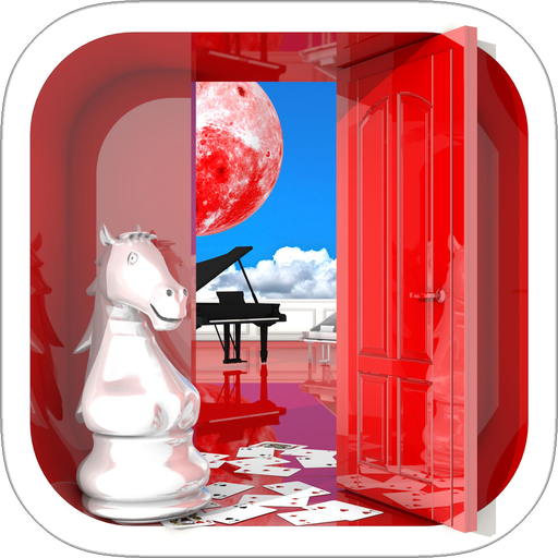Escape Game: Red room