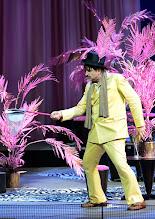 Photo: WIENER STAATSOPER: DON PASQUALE. Inszenierung: Irina Brook. Premiere: 26.4.2015. Michele Pertusi. Copyright: Barbara Zeininger.