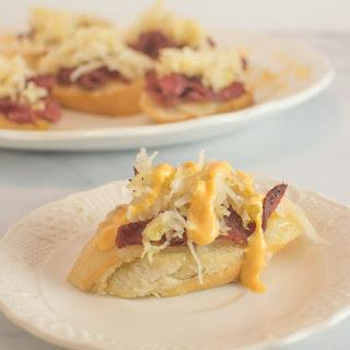Reuben Appetizers Recipes.