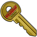 Viper10 Pro Key (Gold)