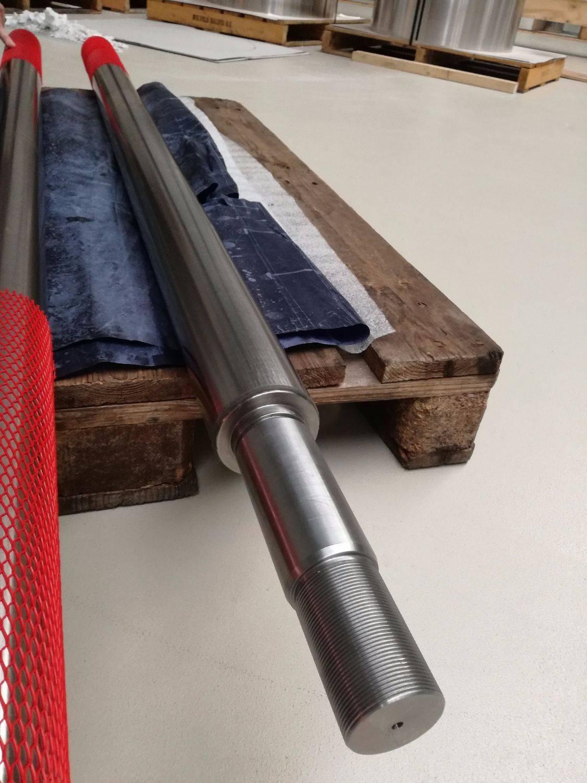 Hydraulische coatings middels laser cladding