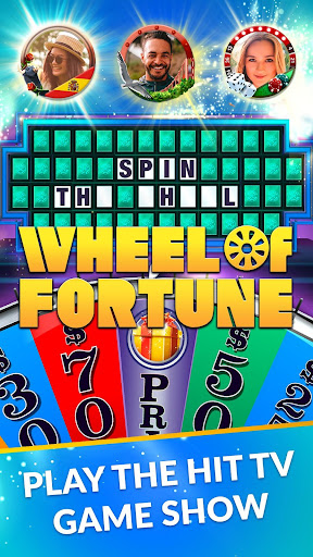Wheel of Fortune: Free Play 3.50 screenshots 1