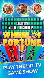 Wheel of Fortune MOD (Board Is Auto Clear) 1