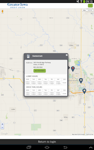 Greater Iowa Mobile Banking- screenshot thumbnail
