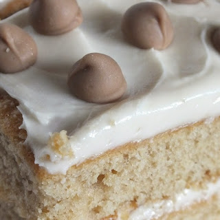 Irish Cream Cake
