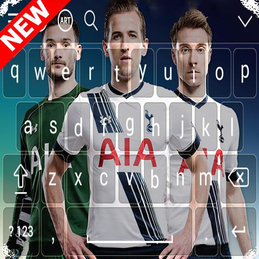 Keyboard For Tottenham Hotspur