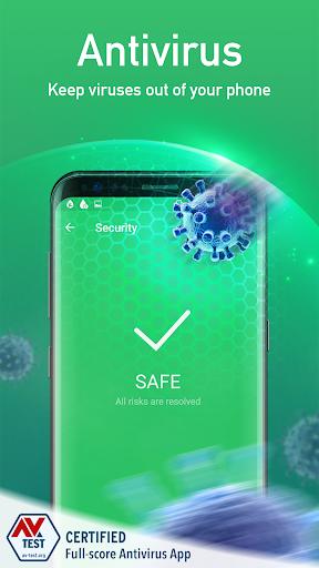 Virus Cleaner: Antivirus, Cleaner (MAX Security) 1.3.7 screenshots 2