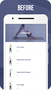 Warm Up Exercises 1.8 APK with Mod + Data 2