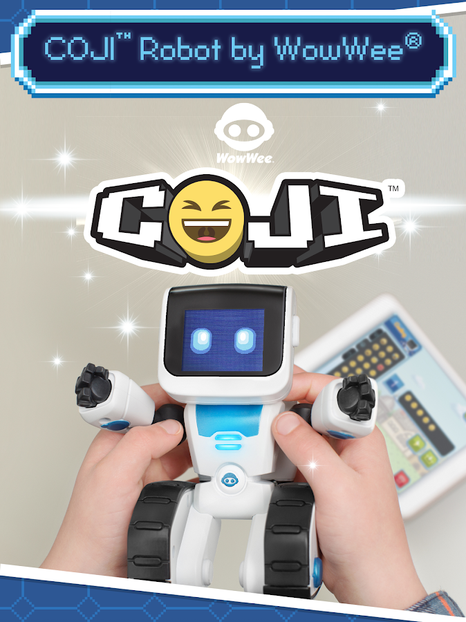 COJI robot- screenshot
