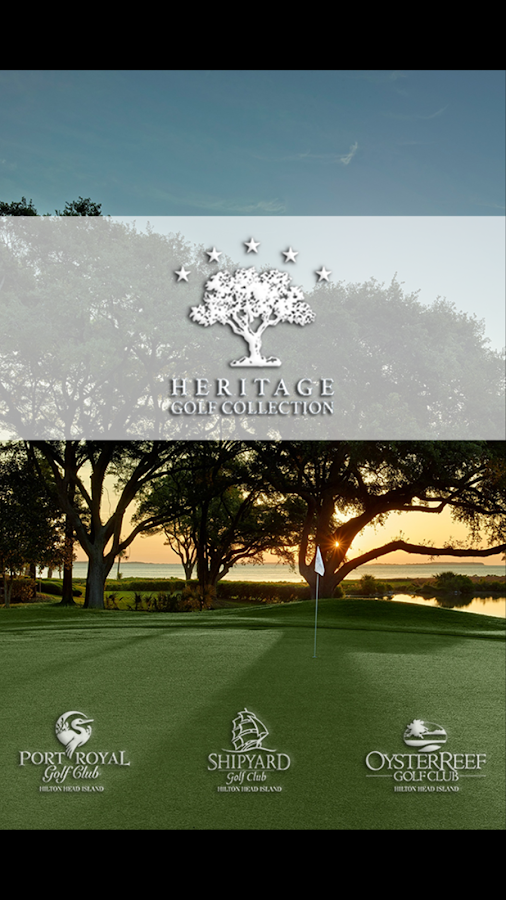 Heritage Golf on Hilton Head- screenshot
