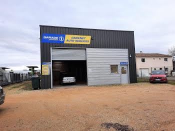locaux professionels à Cadenet (84)