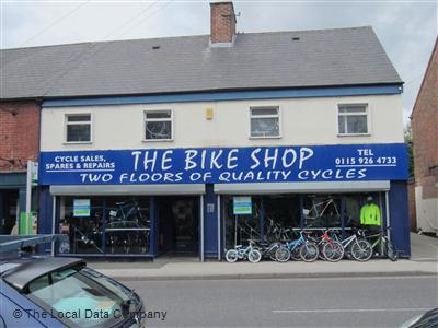 Bike Shop Nottingham >> The Bike Shop On High Street Cycle Shops In Arnold