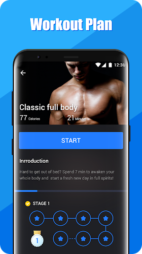 HealthFit - Abs Workout with No Equipment Needed 1.0.1 app download 3