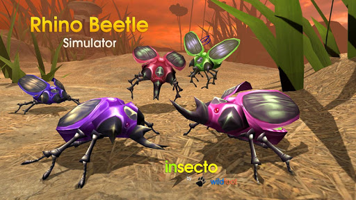 Rhino Beetle Simulator screenshot 16