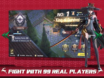 Survival Heroes - MOBA Battle Royale APK screenshot thumbnail 12