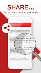 PDF Reader & PDF Viewer (No ads) Screenshot