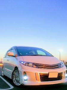 エスティマ ACR50W H26年式2400cc2WDアエラス プレミアムエディション のコーティングのカスタム事例画像 HIROさんの2018年12月27日23:38の投稿