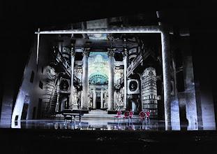 Photo: Wien/ Raimundtheater: MOZART - das Musical. Premiere 13.9.2015. Copyright: Barbara Zeininger