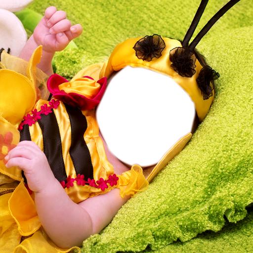 嬰兒照片蒙太奇 攝影 LOGO-玩APPs