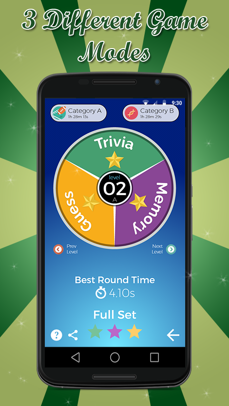 24s Trivia Blast- screenshot