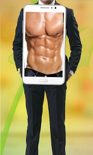 Body Scanner Prank – Body Scanner Camera prank App - náhled