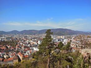 Photo: Aussicht vom Schloßberg
