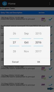 WorkFlowAlert - náhled