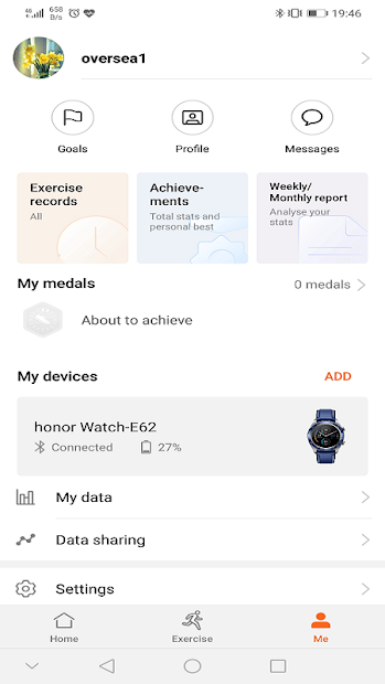 Huawei Health on Google Play Reviews | Stats