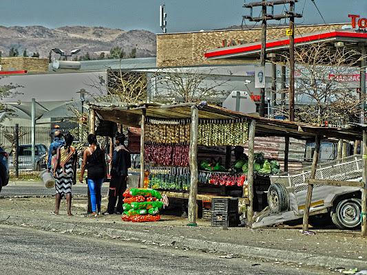 Bancarella Sudafricana di Zagortenay