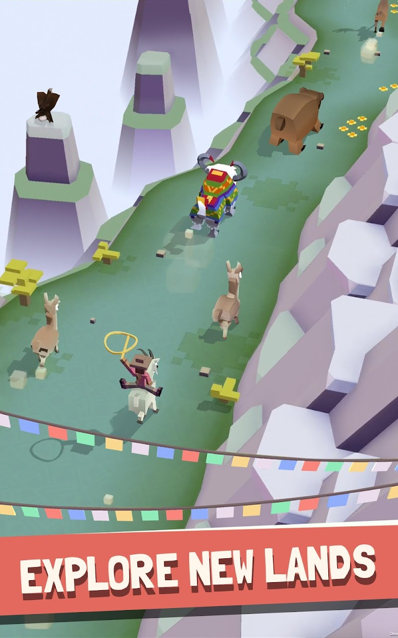 Rodeo Stampede:Sky Zoo Safari Screenshot 11