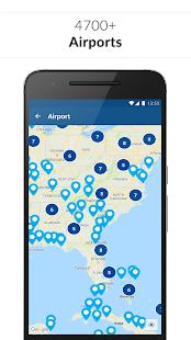 Madrid Barajas Airport: Flight information MAD - náhled