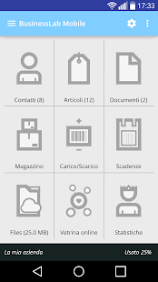 GeniusLab Mobile - Gestionale- screenshot thumbnail