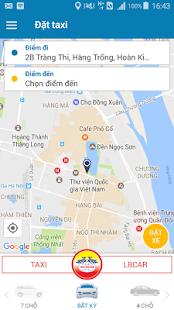 Taxi Long Biên - náhled