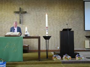 Photo: Fruitbakjes bestemd voor ernstig zieken in De Schooten