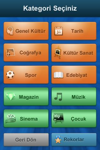 Bilgi Yarışı screenshot 1