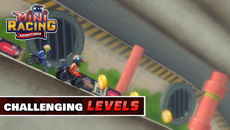 Mini Racing Adventures 1.4 screenshot 68009