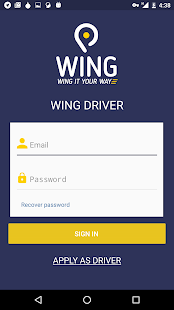 Wing.ae for Drivers - náhled