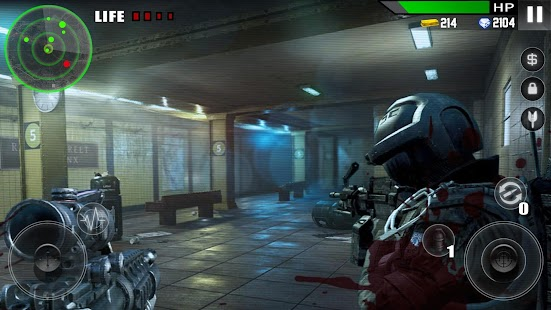 Zombie Slayer - Z dead day Screenshot