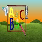 Écriture enseignant Alphabet icon