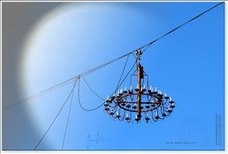 Foto: 2012 07 08 - P 171 D - auf der Lampe