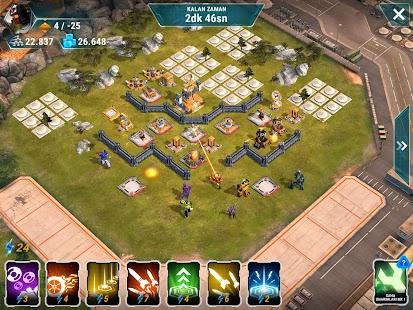 TRANSFORMERS: Earth Wars Ekran Görüntüsü