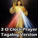 3 O'Clock Prayer Tagalog Ver icon