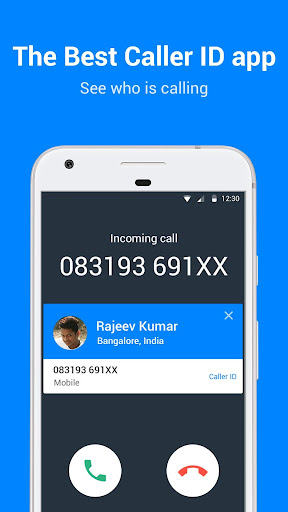 Caller ID - Phone Dialer, Call Blocker  screenshots 1