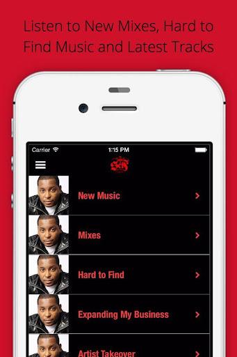 DJ Self App