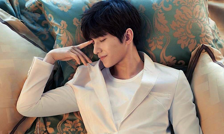 5 of The Most Handsome Chinese Men On The Internet - Koreaboo