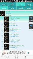 Screenshot of SmartMusicPlayer v2.42,Lyrics
