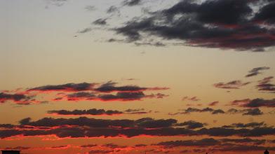 Photo: twilight clouds