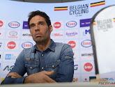 Sven Vanthourenhout wordt de nieuwe bondscoach op de weg